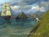 Der Hafen von Löwenstein